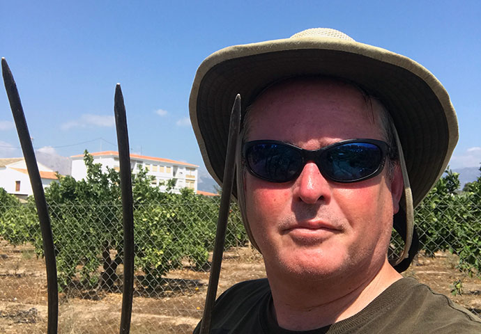 Salsavore gardening
